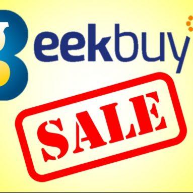 4% na diskwento sa kupon sitewide @ GEEKBUYING
