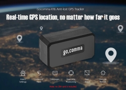 $8 with coupon for gocomma K16 Anti-lost Mini GPS Tracker from GearBest