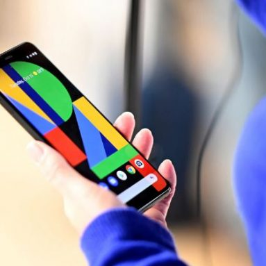 La serie Google Pixel 4 no venderá India debido a Motion Sense