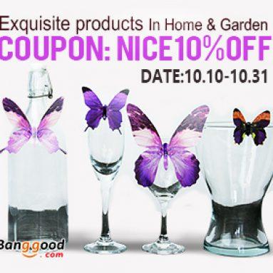12% OFF cho các sản phẩm tinh tế của Hotsale trong Home & Garden từ CÔNG TY TNHH CÔNG NGHỆ BANGGOOD