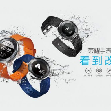 $ 10 pro Huawei Honor S1 Smart Watch od společnosti Geekbuying
