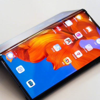 Huawei Mate Xs 5G Foldable Smartphone To Use Display Panels Of Samsung