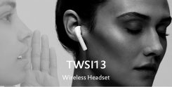 $14 with coupon for i13 TWS Wireless Bluetooth 5.0 Earphones from GEARVITA