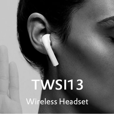 $19 with coupon for i13 TWS Wireless Earphone from GEARBEST