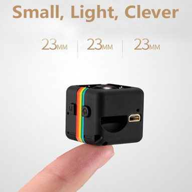 €3 with coupon for iMars SQ11 1080P Mini Night Vision DV Video Recorder Sport Camera from BANGGOOD