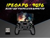 $17 with coupon for iPega PG – 9076 2.4G Wireless Bluetooth Gamepad with Bracket from GearBest