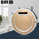 $125 with coupon for ILIFE X5 Smart Robotic Vacuum Cleaner Golden EU warehouse from Gearbest