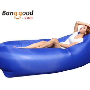 20% OFF pro outdoorové nafukovací ležérní sofa IPRee společnosti BANGGOOD TECHNOLOGY CO., LIMITED