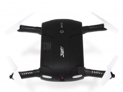 $34 with coupon for JJRC H37 ELFIE Foldable Mini RC Selfie Drone Black from GearBest
