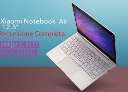 (ITA) Recensione Xiaomi Mi Notebook Air 12.5 da Gearbest.com