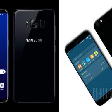 Samsung Galaxy S8 Vs Xiaomi Mi 6 Design, Hardware, Features Rumored Review