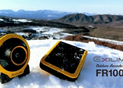 $20 off for Casio Exilim FR100 Action Camera from Geekbuying