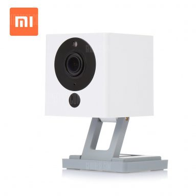 $23 with coupon for Xiaomi Smart 1080P WiFi IP Camera Official Version from GearBest
