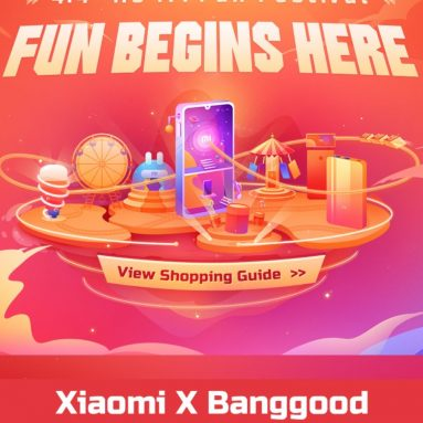 XIAOMI MI FAN FESTIVAL 2019 @ BANGGOOD – Best coupons for Xiaomi products