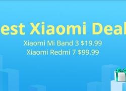 Các sản phẩm Xiaomi được giảm giá trong GearBest: Lấy thiết bị mong muốn của bạn!