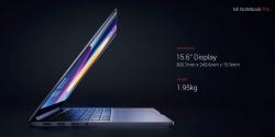 $ 1055 met kortingsbon voor Xiaomi Mi Notebook Pro - CORE I7 16GB + 256GB DIEP GRIJS van GearBest