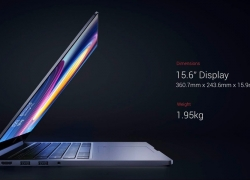 €818 with coupon for Xiaomi Mi Notebook Pro  –  CORE I7 16GB + 256GB  DEEP GRAY from GearBest