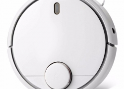 $309 with coupon for Original Xiaomi Mi Robot Vacuum 1st Generation  –  FIRST-GENERATION  WHITE from GearBest