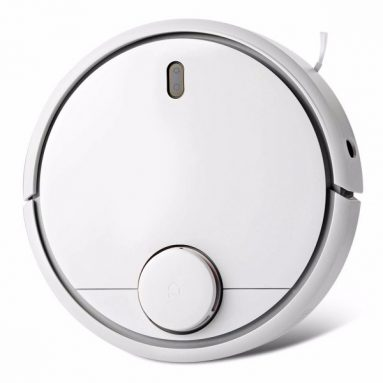 $235 with coupon for Original Xiaomi Mi Robot Vacuum 1st Generation  –  FIRST-GENERATION INTERNATIONAL VERSION WHITE from GearBest