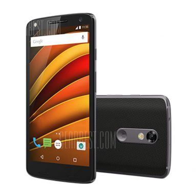 $272 with coupon for Motorola MOTO X ( 1581 ) 4G Smartphone Black from GearBest