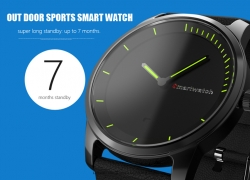 $22.89  N20 Waterproof IP68 Bluetooth Sport Round Quartz Smart Watch from DealExtreme