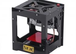 Only $46.99 (€40.34) for NEJE DK-8-KZ 1000mW Laser Engraver Printer Offline Operation from Zapals