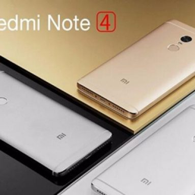 7%OFF Xiaomi Redmi Note 4 Global Edition 3GB RAM 32GB ROM 4G BANGGOOD TECHNOLOGY CO。、LTDのスマートフォン