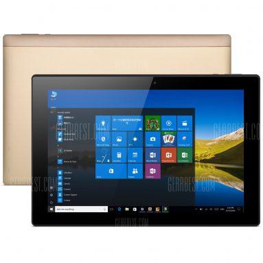 $ 188 với phiếu giảm giá cho Onda oBook10 Pro Tablet PC Vàng từ Gearbest