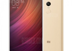 $169.99 for Xiaomi Redmi Note 4X-Golden @GearBest from GearBest