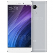 $114 with coupon Xiaomi Redmi 4 4G Smartphone – 2GB RAM 16GB ROM  Silver from GearBest