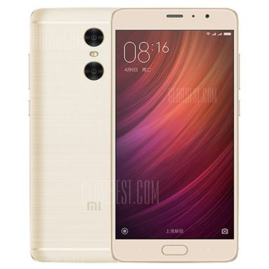 $ 160 con coupon per Xiaomi Redmi 4Pro 32GB 4G International Golden Silver da GearBest