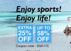 25% OFF for Outdoor Sports Products from BANGGOOD TECHNOLOGY CO., LIMITED