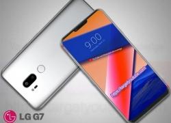 LG G7 Renderings Show Off Bangs Screen