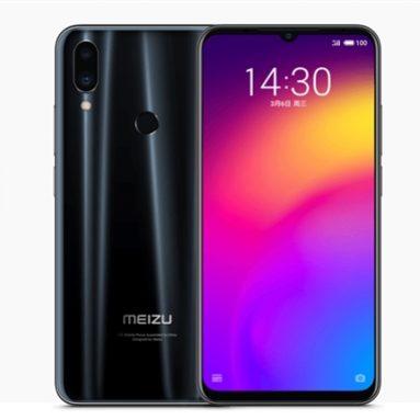 Meizu Note 9 Med 48MP Kamera Offisielt Utgitt