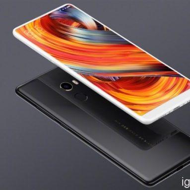 Xiaomi Mi Mix 2 Full Ceramic Version's Design, Antutu, Camera, Battery Review