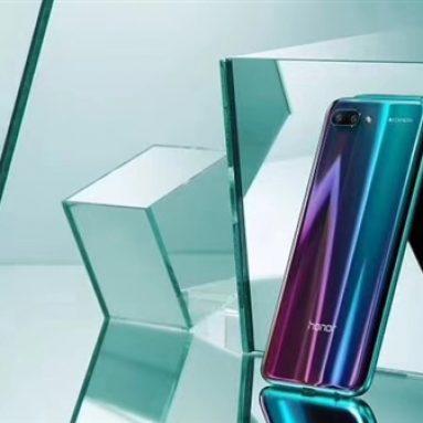 Annonce officielle du lancement du programme phare Huawei Honor 10