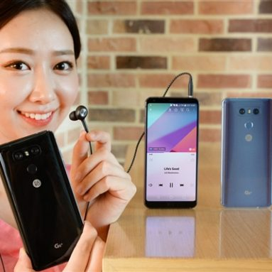 LG G6 and Q6 Get New Color Options