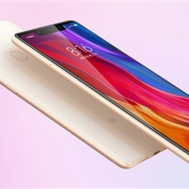 $333 with coupon for Xiaomi Mi8 SE 5.88 inch 6GB RAM 64GB ROM from BANGGOOD