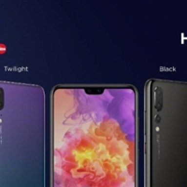 Huawei P20 and Huawei P20 Pro Announced With Incredible Features
