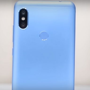 Xiaomi Redmi Note 6 Pro Leaked on Video, Disclosing Everything