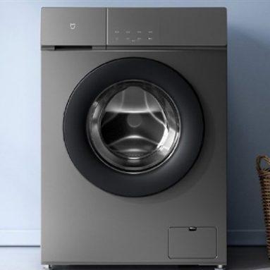 Xiaomi ने मिजिया इन्वर्टर ड्रम वॉशिंग मशीन 1S 8kg की घोषणा की