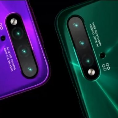 Huawei Nova 5 Series Officially Uncovered, Sporting New Kirin 810