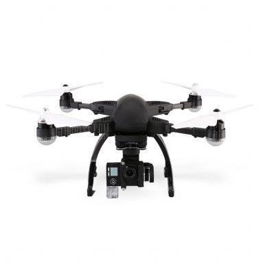 $ 377 với phiếu giảm giá cho SIMTOO Dragonfly Drone Pro - RTF - BLACK từ Gearbest