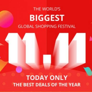 11.11 Singles' Day Shopping Festival – Follow us with all the must convenient coupons and deals from BangGood GearBest AliExpress