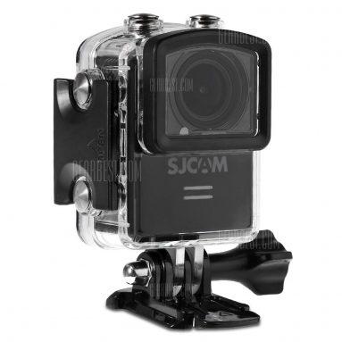 $ 96 với phiếu giảm giá cho Original SJCAM M20 2160P 16MP 166 Điều chỉnh độ WiFi Action Máy ảnh Sport DV Recorder - BLACK từ GearBest