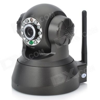 41% OFF Standalone IP Wireless WIFI/LAN Camera with Night Vision from DealExtreme