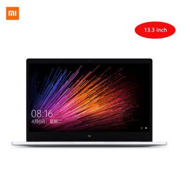 """새로운 도착 Xiaomi Air Windows 10 13.3 """"8GB RAM이 장착 된 노트북, DealExtreme의 256GB ROM"""
