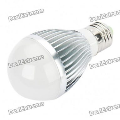 E27  LED Bulbs Up to 80% OFF + Extra 5% OFF from DealExtreme