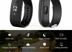U3 Smart Bracelet Sport Fitness Track, Up To 30% Off from Newfrog.com
