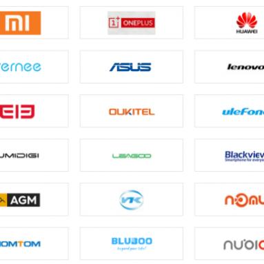 온라인으로 최고의 휴대 전화와 스마트 폰을 구매하십시오. GearBest에서 8 % 할인 쿠폰을 받으십시오.